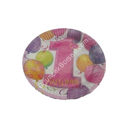 toptan parti tabağı 1 yaş kız ,Toptan Satış