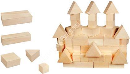 ahşap oyuncaklar ahşap bloklar ,Toptan Satış
