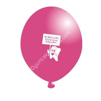 ilk dişim çıktı baskılı balon kız ,Toptan Satış