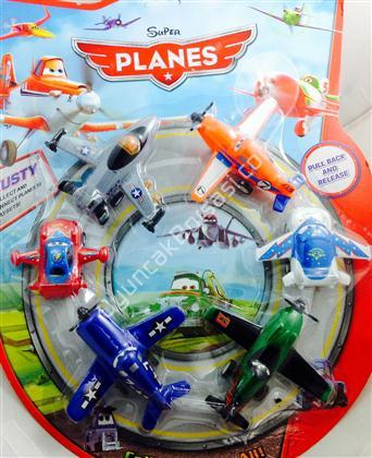 uçaklar filmi oyuncak seti kod 211-7 ,Toptan Satış