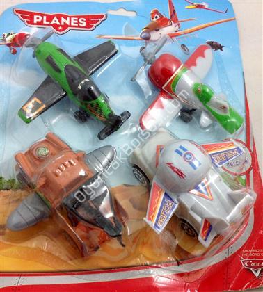 uçaklar filmi oyuncak seti kod 2018-4 ,Toptan Satış