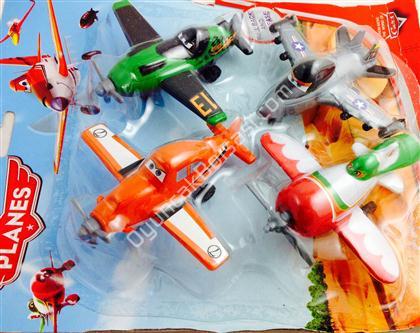 uçaklar filmi oyuncak seti kod 2019a-4 ,Toptan Satış