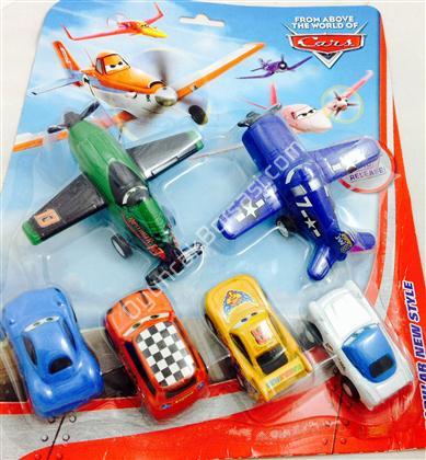 uçaklar filmi oyuncak seti kod 2011-5 ,Toptan Satış