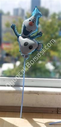 çubuklu folyo balon Olaf  ,Toptan Satış