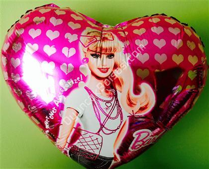 folyo balon kalpli barbie ,Toptan Satış