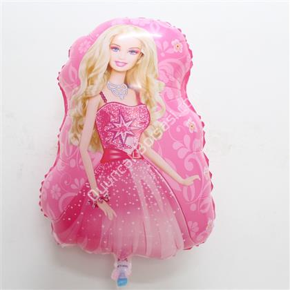 toptan folyo balon yuvarlak barbie ,Toptan Satış