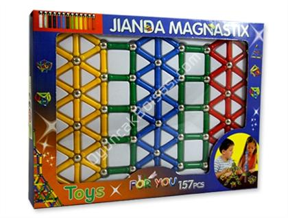 157 parça Manyetik Lego toptan ,Toptan Satış
