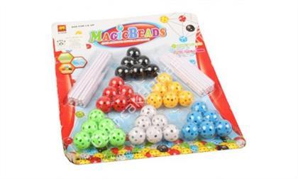 3 boyutlu 60 parça çubuklu manyetik lego toptan ,Toptan Satış