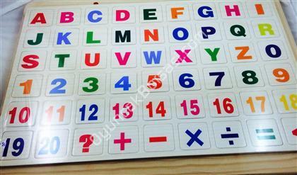 ahşap harfli manyetik yazı tahtası ,Toptan Satış