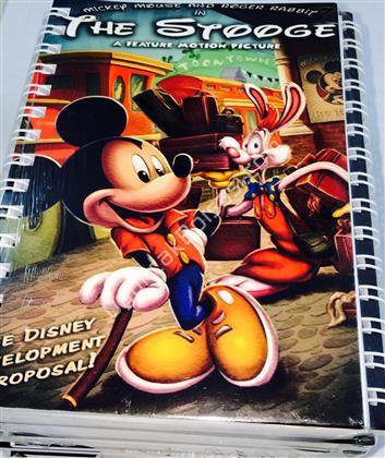Mickey mause model not defteri ,Toptan Satış