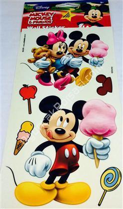 Lisansl� sticker mickey mause model ,Toptan Sat��