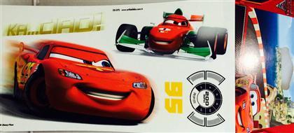 Cars model lisanslı sticker ,Toptan Satış