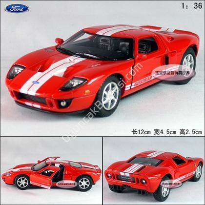 2006 Ford gt lisanslı model araba ,Toptan Satış
