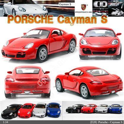 Porsche cayman S toptan lisans model araba ,Toptan Sat��