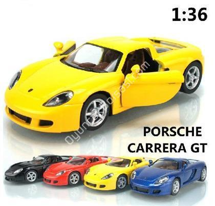 Porsche carrera gt toptan lisanslı model araba ,Toptan Satış