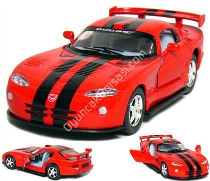 Dodge viper GTS-R Çek bırak model araba ,Toptan Satış