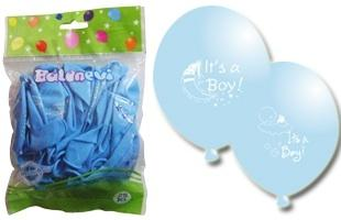 Toptan bask�l� balon its a boy model ,Toptan Sat��