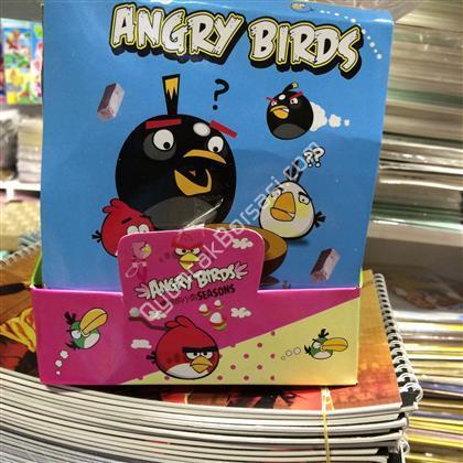 Angry birds model 10 renk tükenmez kalem ,Toptan Satış