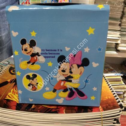 Mickey mause model 10 renk t�kenmez kalem ,Toptan Sat��