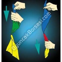 Sihirli Renk Değiştiren Mendil İlizyonu ,Toptan Satış