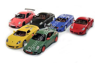 Model araba Porsche matte karışık seri ,Toptan Satış