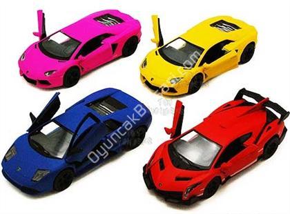 Model araba lamborghini matte karışık seri ,Toptan Satış