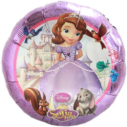 sofia first folyo balon ,Toptan Sat��