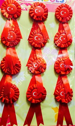 Türk bayrağı yaka Arması ,Toptan Satış