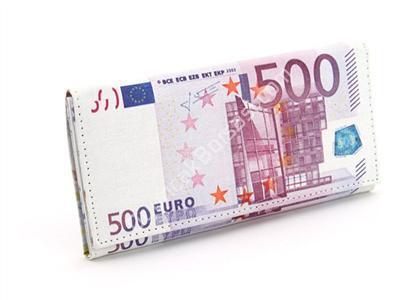 Euro Görünümlü Cüzdan ,Toptan Satış