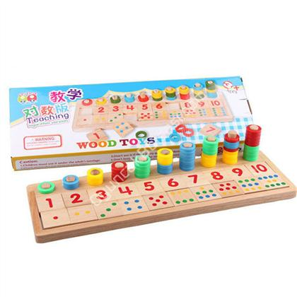 toptan ahşap oyuncaklar aritmetik  çarpım tablosu ,Toptan Satış