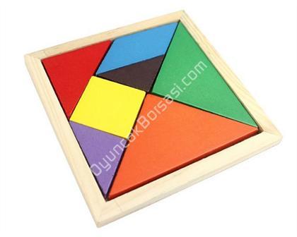toptan ahşap tangram orta boy ,Toptan Satış