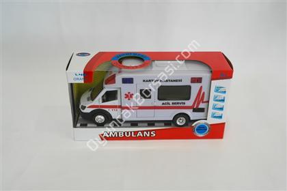 toptan metal oyuncak ambulans ,Toptan Satış