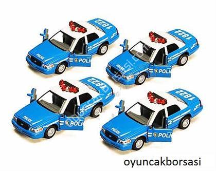 Ford Crown Victoria Police Interceptor mavi ,Toptan Satış