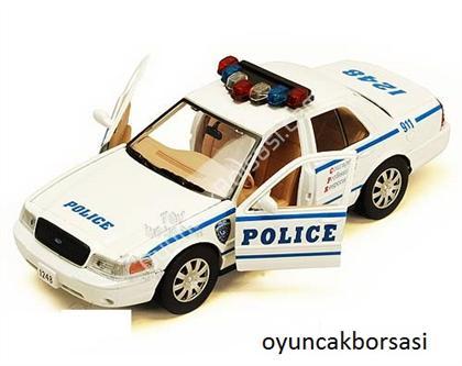 Ford Crown Victoria Police Interceptor beyaz ,Toptan Sat��
