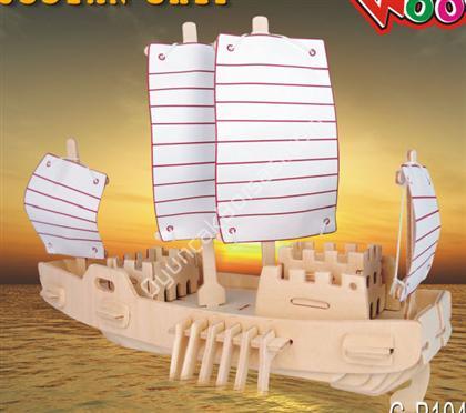 toptan ahşap puzzle gemi G-P194 ,Toptan Satış