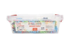 toptan lego mozaik puzzle 320 parça ,Toptan Satış