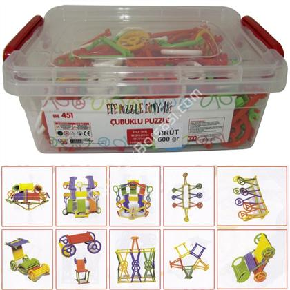 toptan lego çubuklu puzzle 600 gr ,Toptan Satış