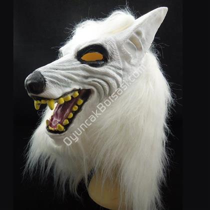 Kurt Adam Maskesi Beyaz Renk ,Toptan Satış