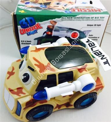 toptan oyuncak 3 boyutlu ışıklı asker arabası ,Toptan Satış