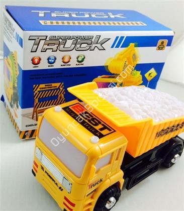 toptan oyuncak ışıklı müzikli kamyon oyuncakları ,Toptan Satış