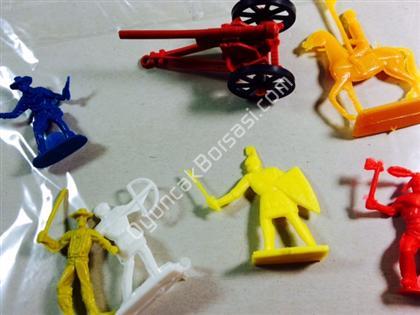 promosyon oyuncak eski çağ asker seti ,Toptan Satış
