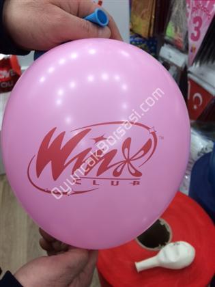 winx bask�l� toptan lisansl� balon ,Toptan Sat��