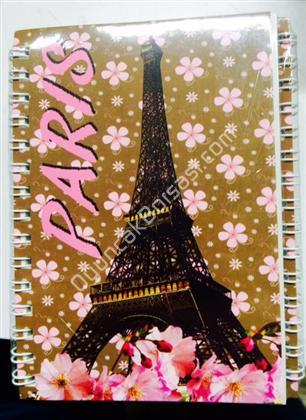 Toptan Not defteri Paris eifel Kulesi model ,Toptan Satış