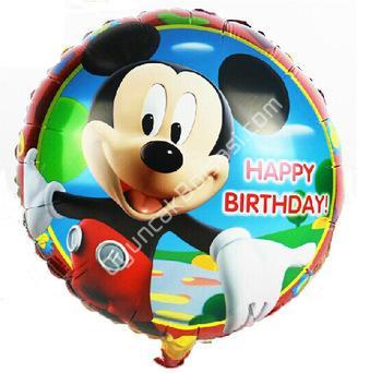 toptan folyo balon miki fare yuvarlak ,Toptan Satış