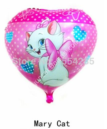 toptan folyo balon satış kedi meria kalp model ,Toptan Satış