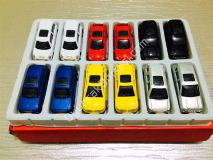 toptan oyuncak satışı metal araba 12 li ,Toptan Satış