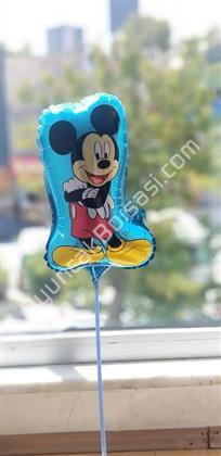 toptan folyo balon çubuklu erkek fare modeli ,Toptan Satış
