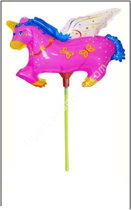 toptan çubuklu folyo balon pony at ,Toptan Satış