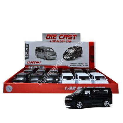 vw transporter minibüs metal oyuncağı ,Toptan Satış
