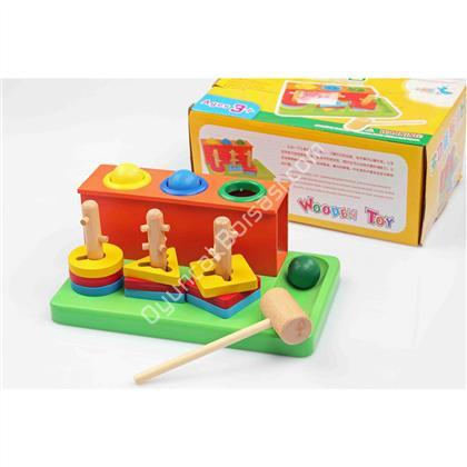 toptan ahşap oyuncak çok özellikli bultak oyuncak ,Toptan Satış